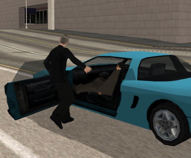 Job Car jacker SA:MP